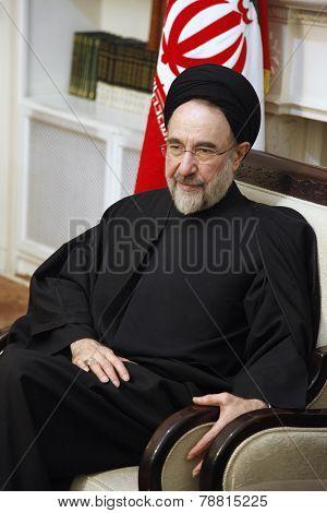Mohammad Khatami, The Iranian Leader