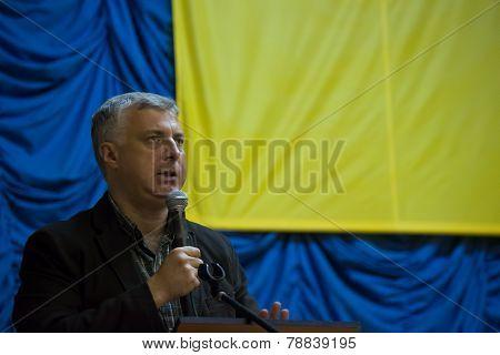 Sergei Kvit, Minister Of Education Of Ukraine