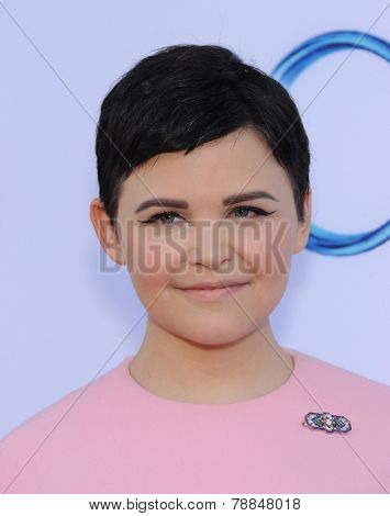 LOS ANGELES - SEP 21:  Ginnifer Goodwin arrives to the