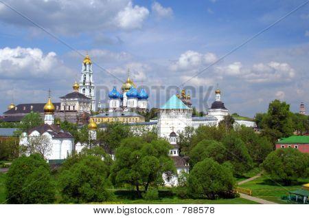 Russia. Sergiev Posad