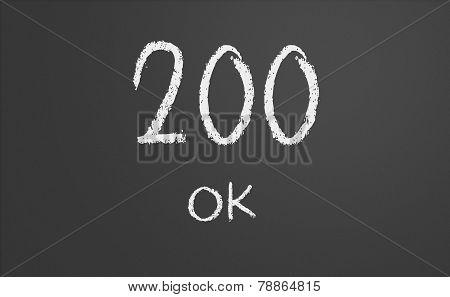Http Status Code 200 Ok