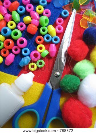 Craft items kit