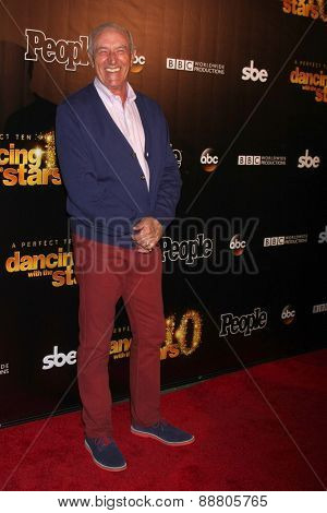 LOS ANGELES - April 21:  Len Goodman at the