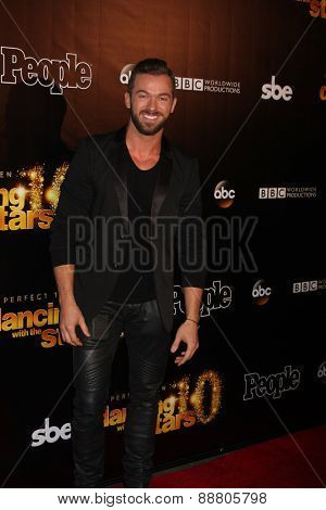 LOS ANGELES - April 21:  Artem Chigvintsev at the