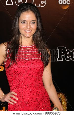 LOS ANGELES - April 21:  Danica McKellar at the
