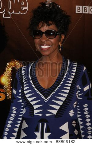LOS ANGELES - April 21:  Gladys Knight at the