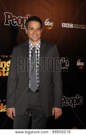 LOS ANGELES - April 21:  Ralph Macchio at the