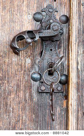 Handle And Keys