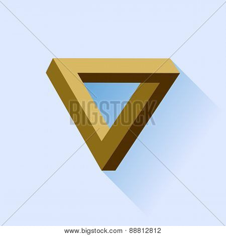 Single Triangle