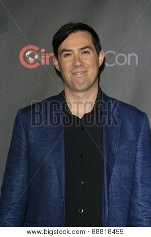 LAS VEGAS - APR 21: Brad Peyton at the Warner Bros. Pictures Exclusive Presentation Highlighting the Summer of 2015 and Beyond at Caesars Pallace on April 21, 2015 in Las Vegas, NV