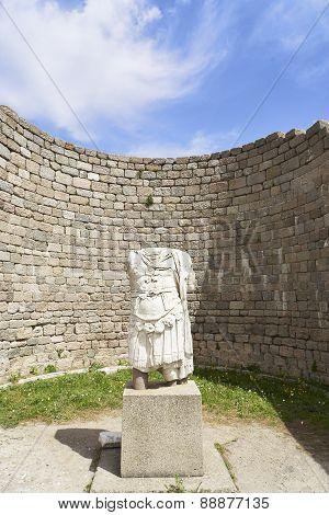 Acropolis Antique City, Pergamon (bergama) Turkey
