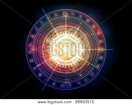 Elegance Of Sacred Geometry