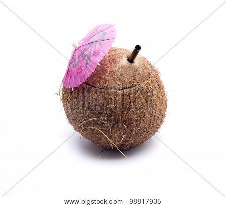 Fruit Cocktail Coconut
