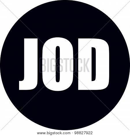 Jod Icon