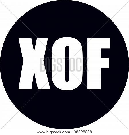 Xof Icon