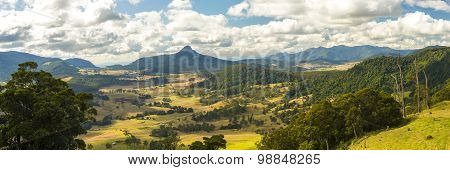 Carr's Lookout in the Scenic Rim, Queensland