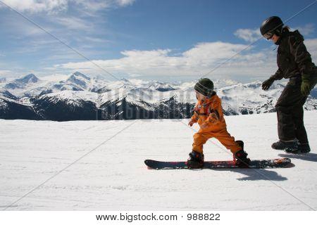 Poco Snowboarder