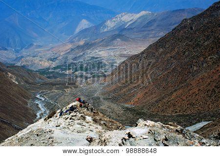 Thorung La Pass, Nepal
