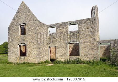 Ruin Of The Gardeners Cottage