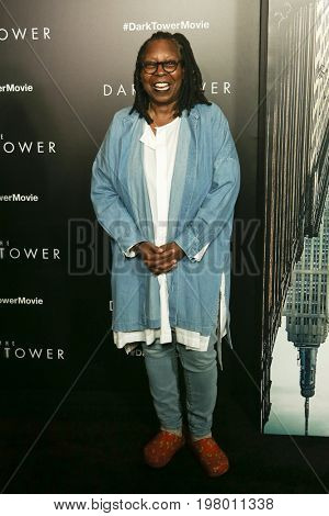 NEW YORK-JUL 31: Whoopi Goldberg attends
