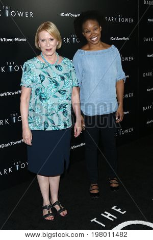 NEW YORK-JUL 31: Eve Plumb (L) and Amber Ruffin attend