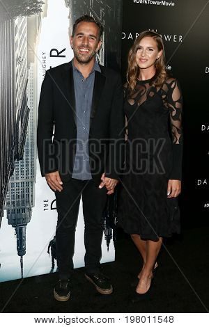 NEW YORK-JUL 31: Director Nikolaj Arcel (L) and guest attend the special screening of