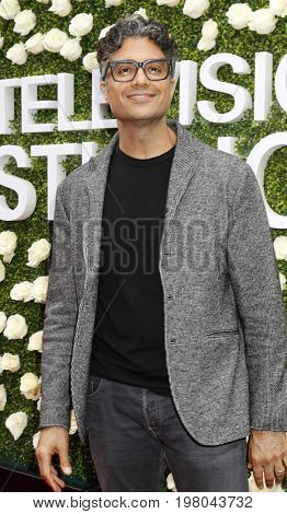 LOS ANGELES - AUG 1:  Jaime Camil at the CBS TV Studios Summer Soiree TCA Party 2017 at the CBS Studio Center on August 1, 2017 in Studio City, CA
