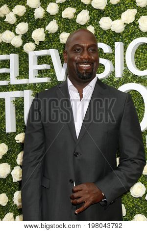 LOS ANGELES - AUG 1:  Richard T Jones at the CBS TV Studios Summer Soiree TCA Party 2017 at the CBS Studio Center on August 1, 2017 in Studio City, CA
