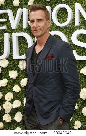 LOS ANGELES - AUG 1:  Brian Unger at the CBS TV Studios Summer Soiree TCA Party 2017 at the CBS Studio Center on August 1, 2017 in Studio City, CA