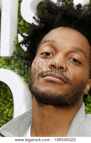 LOS ANGELES - AUG 1:  Jermaine Fowler at the CBS TV Studios Summer Soiree TCA Party 2017 at the CBS Studio Center on August 1, 2017 in Studio City, CA