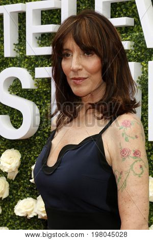 LOS ANGELES - AUG 1:  Katey Sagal at the CBS TV Studios Summer Soiree TCA Party 2017 at the CBS Studio Center on August 1, 2017 in Studio City, CA