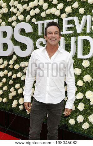 LOS ANGELES - AUG 1:  Jeff Probst at the CBS TV Studios Summer Soiree TCA Party 2017 at the CBS Studio Center on August 1, 2017 in Studio City, CA