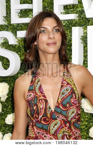 LOS ANGELES - AUG 1:  Natalia Tena at the CBS TV Studios Summer Soiree TCA Party 2017 at the CBS Studio Center on August 1, 2017 in Studio City, CA