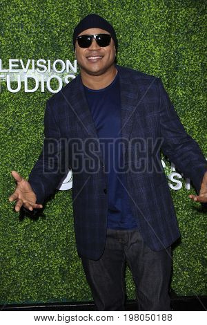 LOS ANGELES - AUG 1:  LL Cool J at the CBS TV Studios Summer Soiree TCA Party 2017 at the CBS Studio Center on August 1, 2017 in Studio City, CA