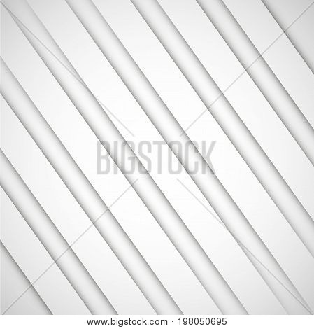 abstract gray stripes on a white background.