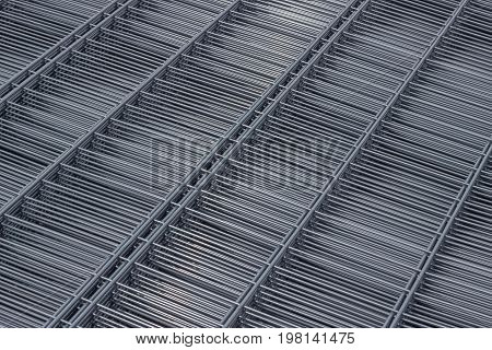 Wire Mesh Panels 2