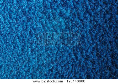 blue hammered metal backgroundabstract metalic texture sheet of metal surface painted with hammer paint