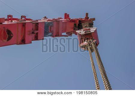 Crane Arm With Hook 2