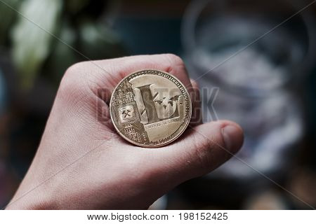 Litecoin Physical Cryptocurrency