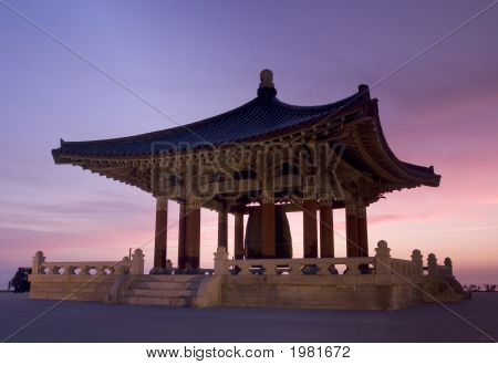 Oriental Temple