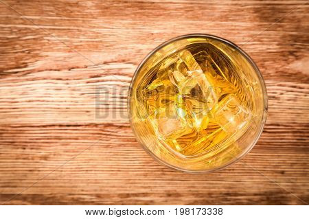 Glass delicious whiskey table bar color pub