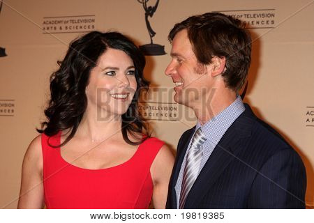 Peter krause wedding