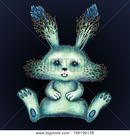 Blue Rabbit.