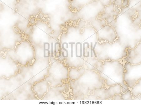 Marble with gold texture. Vector marble with golden blotches. Trendy template for design, party, birthday, wedding, invitation, web, banner, card.