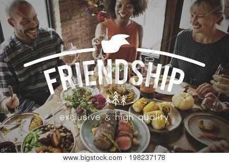 Celebration Family Thanksgiving Friendship Fun
