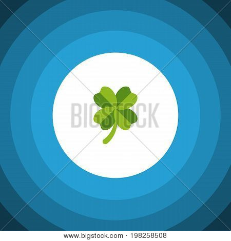 Leafage Vector Element Can Be Used For Leaf, Foliage, Leafage Design Concept.  Isolated Leaf Flat Icon.