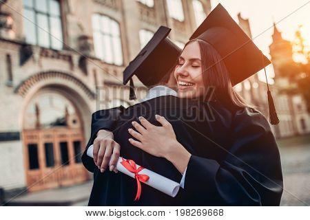 Graduates Near University