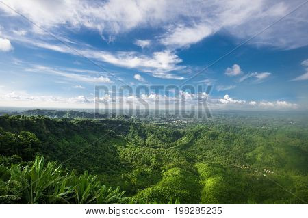 Good weather and Beautiful Landscape - mountains.this beautiful landscape is located at dhaka, bangladesh