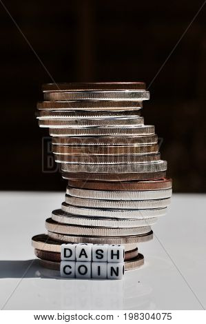 Dash Coin Cryptocurrency