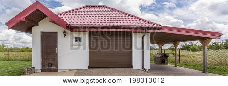 Single Residential Garage